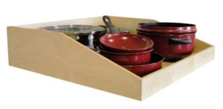Sliding Pantry Shelves For Kitchens | Drawers