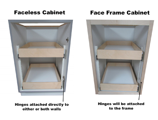 Kitchen Roll Out Shelves 16 26 Cabinet Openings