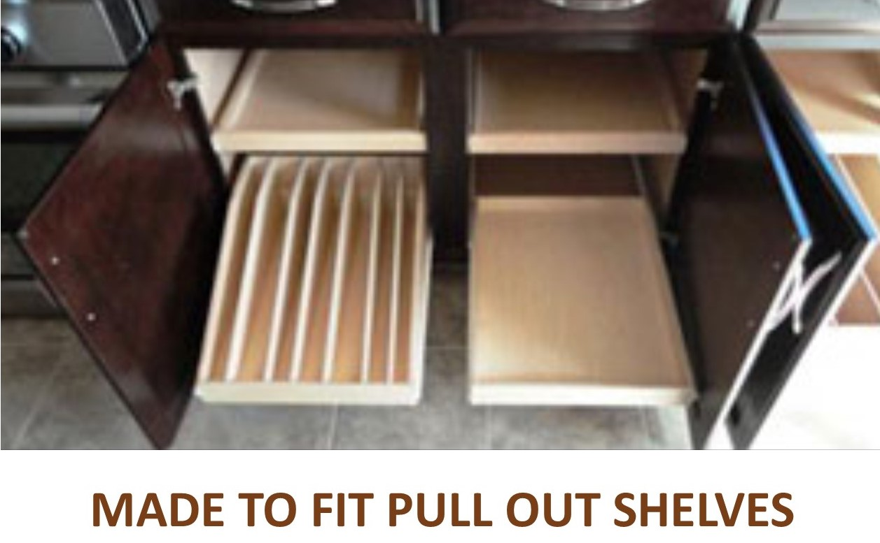 Pull Out Shelves And Drawers For Kitchen Pantry Cabinets
