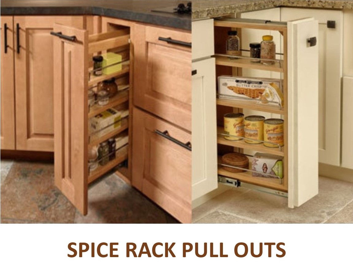 Pull Out E Racks And Drawers Lazy Susans Kitchen