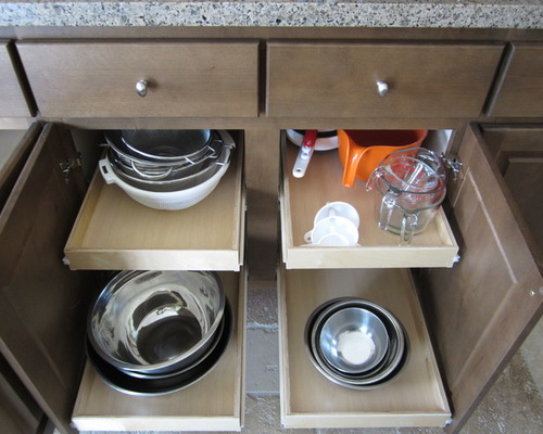 Pull Out Slide Out Shelves For Kitchen Cabinets