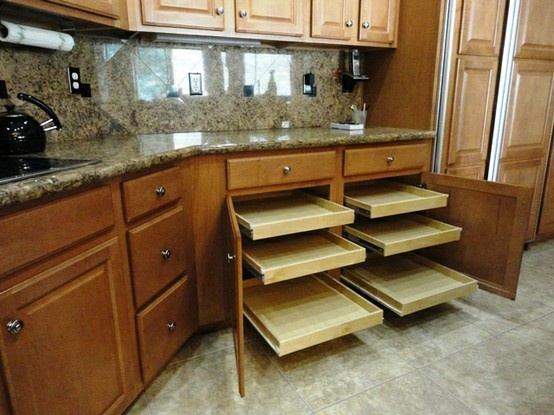 Pull out shelves for kitchen cabinets in phoenix arizona