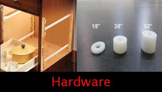 Pull Out Shelves Hardware