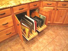 Sliding Pull Out Shelf Organizer Under Sink