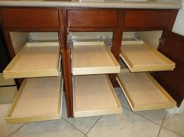 Under Cabinet Slide Out Shelves