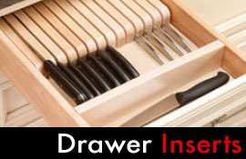 Kitchen Drawer Inserts