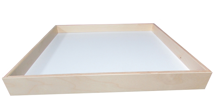 Pull Out Kitchen Shelf 2 3/8 Tall | For 06'' to 16'' Wide Openings