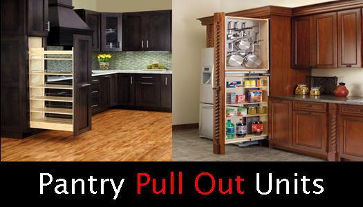 Pantry Pull Out Alternatives