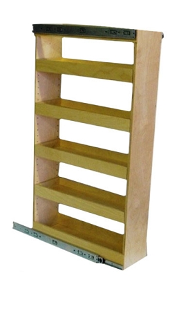 Pantry Pull Out Shelf Unit Made To Fit