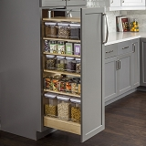 Pull Out Pantry 12 inch openings