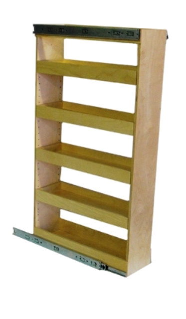 kitchen cabinet sliding drawers pantry pull out shelf unit made to fit 5778