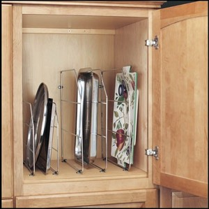 Chrome Tray Dividers